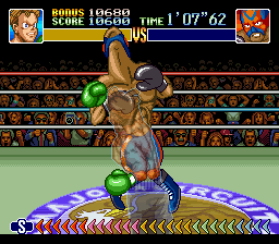 Super Punch-Out!! - PAWNCH!!!!! - User Screenshot